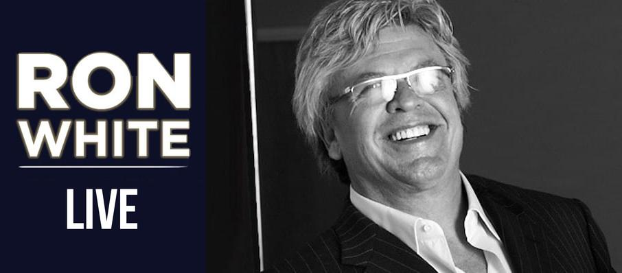 Ron White at Stephens Auditorium