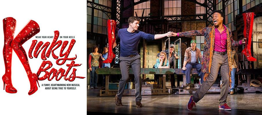 Kinky Boots at Stephens Auditorium