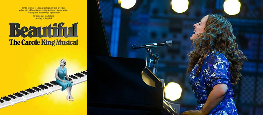 Beautiful: The Carole King Musical at Stephens Auditorium