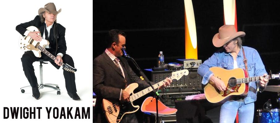 Dwight Yoakam at Stephens Auditorium