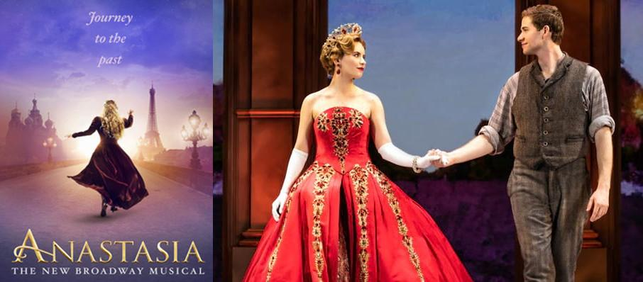 Anastasia at Stephens Auditorium
