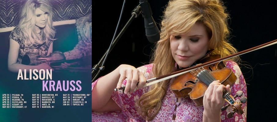 Alison Krauss at Stephens Auditorium