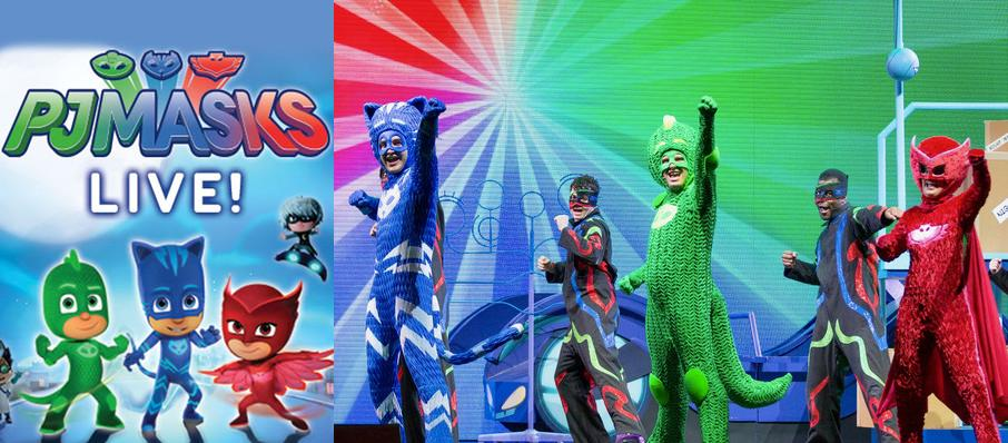 PJ Masks Live at Stephens Auditorium