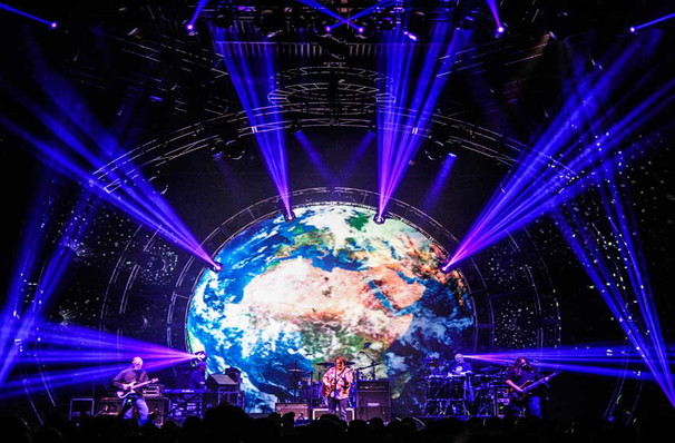Widespread Panic, Stephens Auditorium, Ames