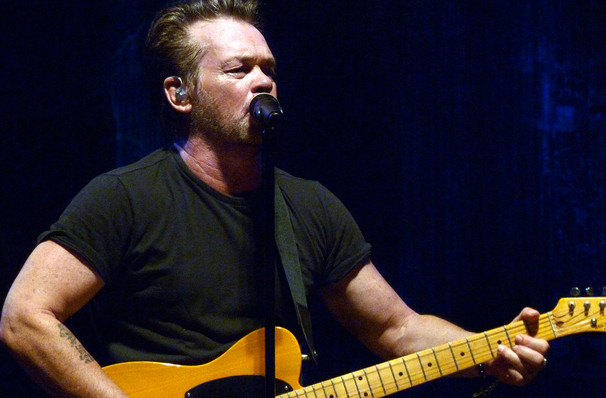 John Mellencamp, Stephens Auditorium, Ames