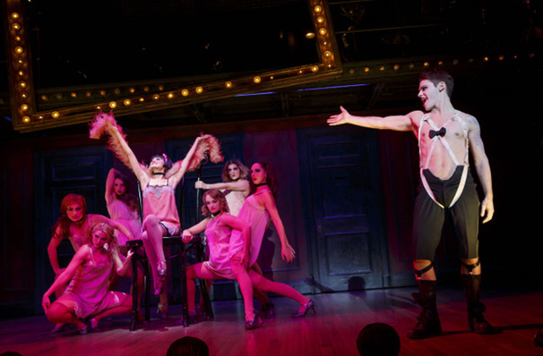 Cabaret, Fisher Theater, Ames